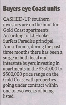 Buyers eye Coast units