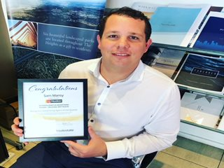 Director of Residential Sales continues to receive accolades