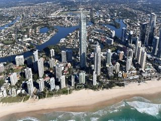 NEW research shows more homeowners are choosing to buy apartments over houses on the Gold Coast.